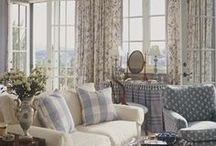 Living Room Inspiration / by Susan Edghill