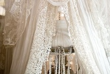 Romantic and Elegant Style Home and decor  / by Susan Edghill