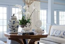 Beach Cottage / Coastal Style Living    / Makes me want to go home right now ! Sighhh / by Susan Edghill