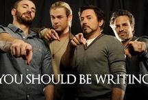 Writing / by Danielle Batog