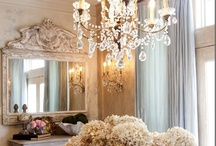 Elegant Rooms and Nooks . / by Susan Edghill