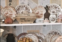 Decorating with Transferware / by Susan Edghill