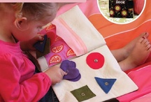 FELT BOOKS AND CRAFTS / by Debra Horst