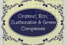 Organic, Eco, Sustainable & Fair Trade, Green Companies / A collection of Organic, Eco, Fair-Trade, Sustainable & Green companies, services & people around the world. Showcase and Promote your company or companies you admire by including: 1. Name of the Company 2. A brief description 3. The website link. Please do not Spam. Pins that don't follow these instructions or that are not organic, green and eco will be removed from the board. If you want to be added to the board contact me: hello@oreeko.com Cheers :) / by {Oreeko.com} by Susie