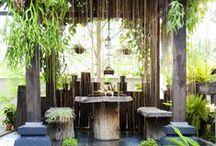 Global-Inspired Interiors / by Issy Zinaburg