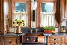 Kitchen Style / by Mary Ann Miller