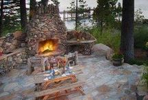 Outdoor living / by Mary Ann Miller