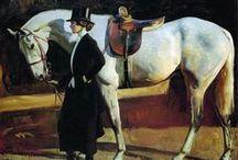 painted horse / Beautiful horse art. / by Jennifer MacNeill Traylor