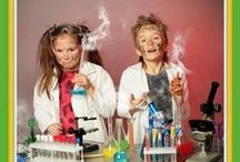 Homeschool Science / by Rebecca Brandt At Mom's Mustard Seeds