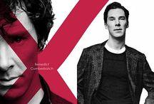 Benedict Cumberbatch/Sherlock / by Alyssa Dupuis
