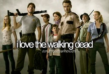 The Walking Dead / by Laura Archer