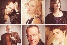 Breaking Bad / The Best Show Ever / by Stephanie Stovall