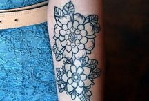 Tattoos / your body is a canvas. / by Sara Bartle