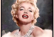 Marilyn / ~MM~The blonde bombshell~ NORMA JEAN BAKER~ MARILYN MONROE / by Nancy Torango
