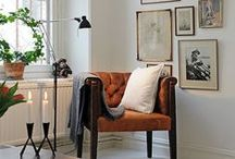 Home - General Inspiration / These are pictures that capture the mood, the feel, the essence, the style that I love in home decor. / by Beth Stedman