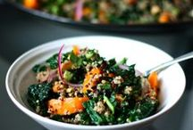 Salad and Side Dish Inspiration / by Beth Stedman