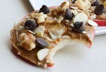 Snacks / Stay full with these healthy snacks / by Beth Stedman