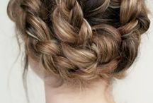 Hair Inspiration / A hair style. A hair cut. A little curl in the middle of the forehead.  / by Beth Stedman