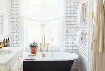 Home - Bathroom / Beautiful bathrooms / by Beth Stedman