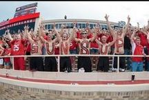 Raider Power / The pride and spirit of Raiderland! / by Texas Tech Athletics