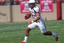Red Raiders in Action / Our players, your players! / by Texas Tech Athletics