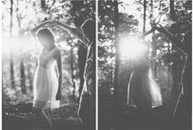 Photography: Nior Sessions / Some moments just look better in black in white / by Ivy Hansen