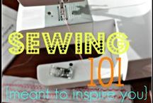 Sew Real / Sewing Ideas / by <A M E L I A>