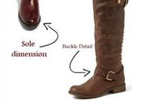 WEAR {Boots} / Super cute boots for any season. / by Angela Davis at Frugal Living NW