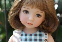 The Girls - Big girl dolls / by Carol Robinson