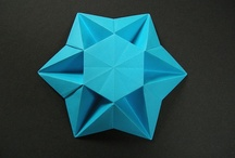 origami(Japanese art paper folding) / by Remy Piacente