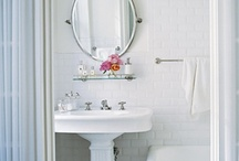 Pretty Bathrooms / by Such Pretty Things (by Jessica Enig)