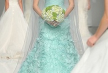 Pretty Wedding Dresses, Cakes, & Decor / by Such Pretty Things (by Jessica Enig)