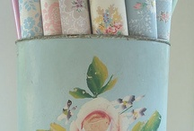 Pretty Storage & Organization / by Such Pretty Things (by Jessica Enig)