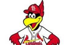 St Louis Cardinals / by Kathy Morgan