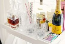 Pretty Bar Carts / by Such Pretty Things (by Jessica Enig)