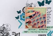 Scrapbooking Ideas / by Stampendous Stamps