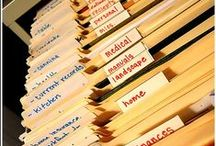 Organize My Life!!! / by Wendi Hansen Murphy