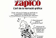 Alfonso Zapico. L'art de la narració gràfica / by Expovirtual @bibliolloret