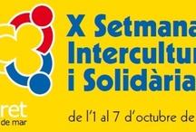 X Setmana Intercultural i Solidària / by Expovirtual @bibliolloret