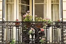 Parisian Living ~ Parisien / All things Parisian style! Glamours sites of the city, antique furniture and decor items along with Parisian inspiration.  / by Inessa Stewart's Antiques & Interiors