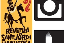 Concurs #revetllabibliolloret / Coincidint amb la primera Revetlla de Sant Jordi a les Biblioteques, @bibliolloret organitza el concurs de fotografia a Instagram: #revetllabibliolloret  Us convidem a fotografiar la revetlla utilitzant l'etiqueta #revetllabibliolloret. Un cop finalitzada la revetlla, es publicaran les fotos participants al perfil de @bibliolloret i s'obrirà el termini de votacions (mitjançant likes).  Llegir més: http://revetllabibliolloret.webnode.es/concurs-revetlla-a-instagram/  / by Expovirtual @bibliolloret