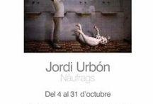 Nàufrags de Jordi Urbón / Exposició / by Expovirtual @bibliolloret