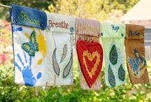 Prayer flags / by Alison Gardner