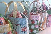 Sewing Bags and Fun Purses / Fun little gifts or just for your pleasure. / by Marilyn Cangro