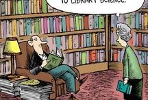 Book stuff/Library stuff / by Sawyer Free Library
