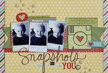 Scrapbooking / Creative inspiration for my passion...when they don't come naturally!! ♥ / by Robyn Holstein