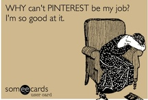Pinterest Love! / Kind of self-explanatory...I LOVE PINTEREST!!!! / by Robyn Holstein