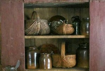 ★ ✩Primitive Cupboards★ ✩ / by A Primitive Place & Country Journal Magazine