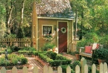 ★ ✩Primitive Gardens★ ✩ / by A Primitive Place & Country Journal Magazine