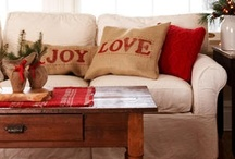 Holiday Decor/DIY / Ideas for holiday decortating the home... / by Robyn Holstein
